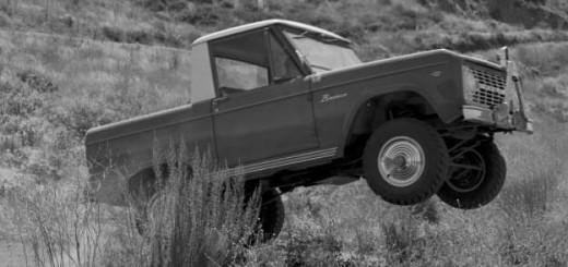 Ford Bronco, поколение 1
