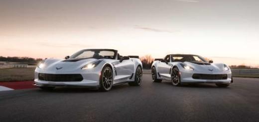 Corvette Stingray и Corvette Z06