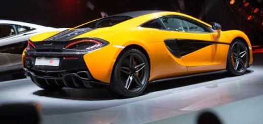 McLaren 570S – 2015