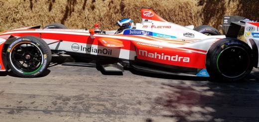 M4Electro, Mahindra