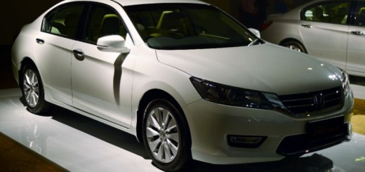 Honda Accord – 2013