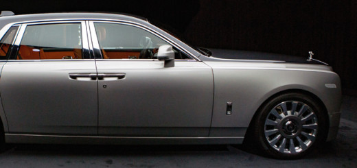 Rolls-Royce Phantom – 2017