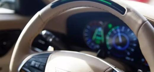 Cadillac CT6, 2017 год