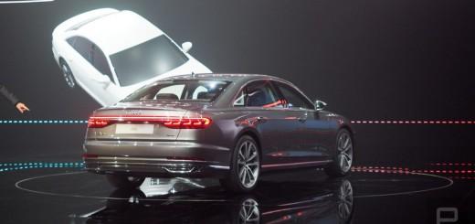 Audi A8 – 2017