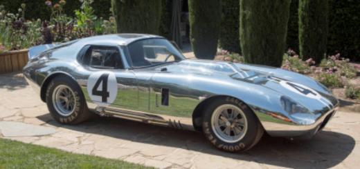 Shelby Cobra Daytona, CSX2603