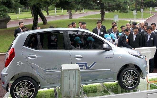 Электрический концепт-кар, Hyundai Motor India