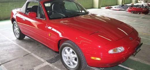 Mazda Miata MX-5, 1989 г.в.