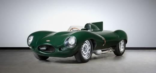 Jaguar D-Type 1955 г.в.