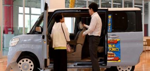 Кей-кары в Японии