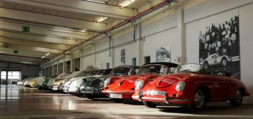 Секретная коллекция Porsche