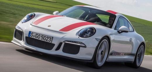 Porsche 911 R (LE)