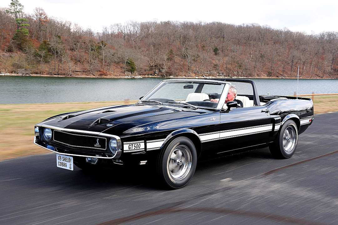 Shelby GT500 Convertible