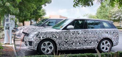 Range Rover – гибрид
