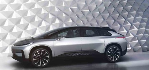 Концепт Faraday Future